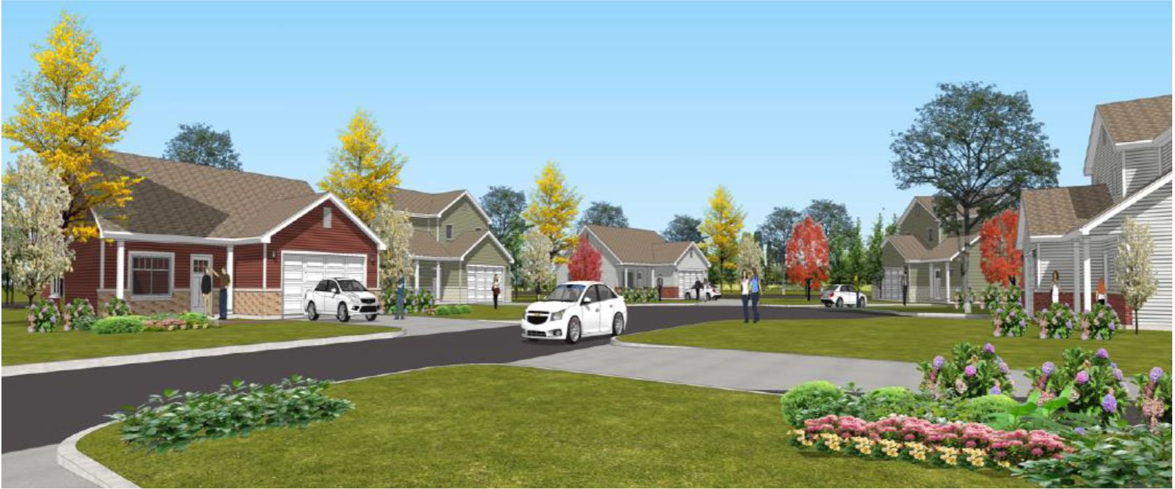 Macoupin Homes – Scattered Site Homes, Macoupin County, IL